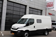 Iveco Daily 35C13V DUBBEL CABINE DUBBEL LUCHT 7 person