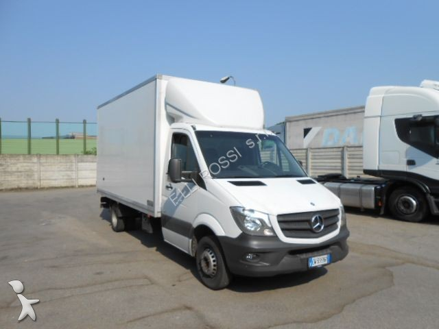 fourgon utilitaire mercedes sprinter 413 cdi eev furgone. Black Bedroom Furniture Sets. Home Design Ideas