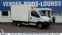 carrinha comercial frigorífica Iveco