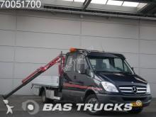 Mercedes Sprinter 518 3.0 CDI DOKA AHK V6 AUT Kraan