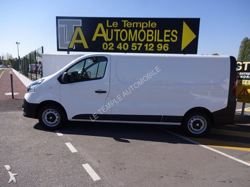 fourgon utilitaire renault trafic iii fg l2h1 1200 1 6 dci 90ch stop start confort occasion n. Black Bedroom Furniture Sets. Home Design Ideas