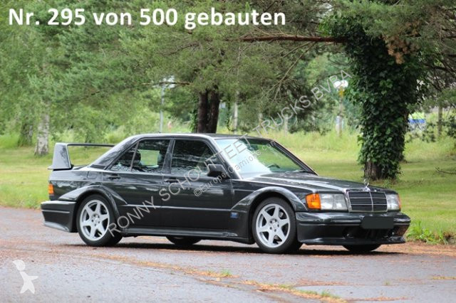 Voir les photos Véhicule utilitaire Mercedes E 2.5-16 Evolution II E 2.5-16 Evolution II, Nr. 295 von 500 gebauten