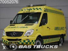 ambulancia Mercedes