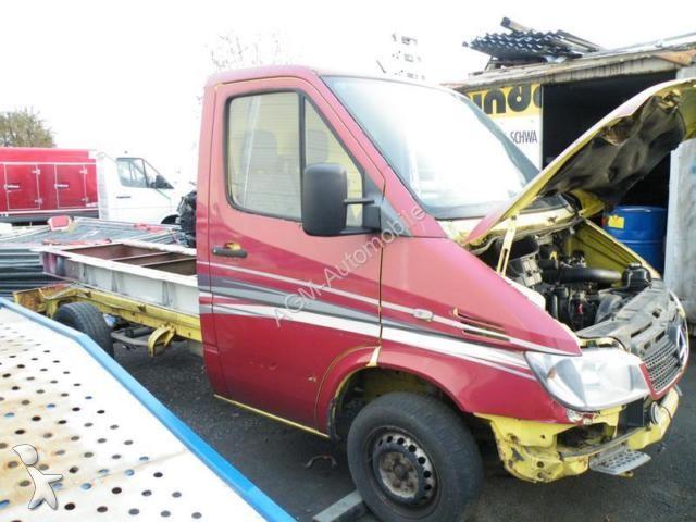 furgoneta chasis cabina mercedes sprinter 311 cdi rahmen. Black Bedroom Furniture Sets. Home Design Ideas