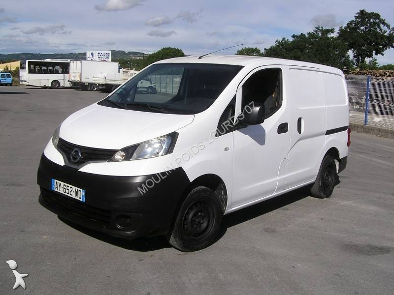 nissan utilitaire nv200 nissan nv200 fourgon utilitaire. Black Bedroom Furniture Sets. Home Design Ideas