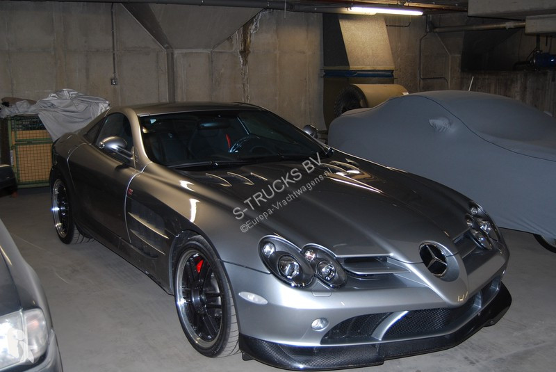 View images Mercedes SLR 722 Edition NEW van