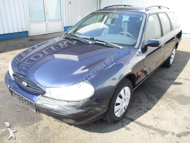 View images Ford 1.8 TD Airco van : used ford mondeo estate cars - markmcfarlin.com