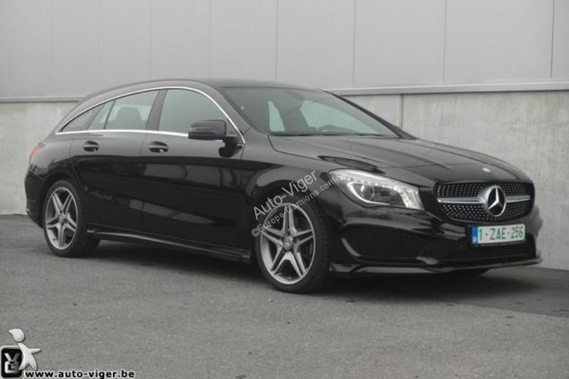 voiture mercedes break cla klasse 220 cdi sb gazoil. Black Bedroom Furniture Sets. Home Design Ideas
