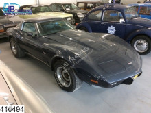 Chevrolet Corvette Corvette L-82 V8, Airco, METALLIC DARK BLUE