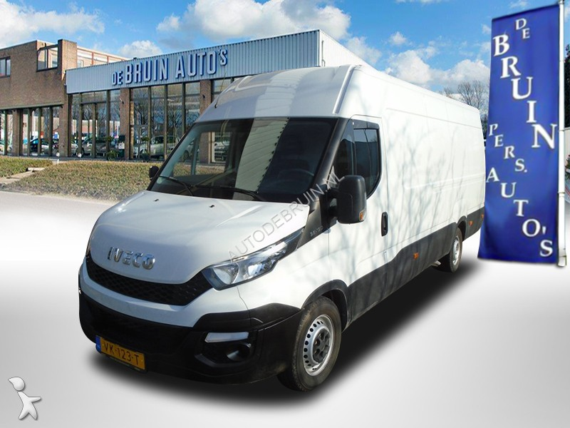 fourgon utilitaire iveco daily 35s13v maxi lang 410 wb l3 h2 occasion n 2136189. Black Bedroom Furniture Sets. Home Design Ideas