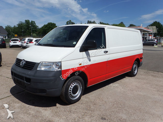 fourgon utilitaire volkswagen transporter t5 lang 1 9l tdi. Black Bedroom Furniture Sets. Home Design Ideas
