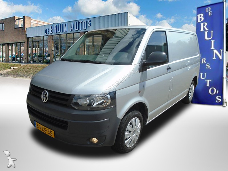 fourgon utilitaire volkswagen transporter 2 0 tdi comfortline airco cruise control occasion n. Black Bedroom Furniture Sets. Home Design Ideas
