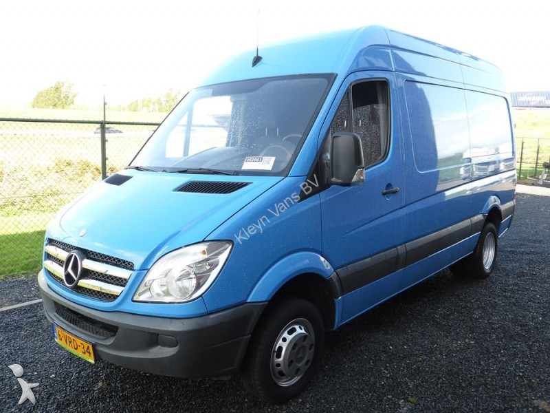 used mercedes sprinter cargo van 513 cdi l2h2 laadklep ac. Black Bedroom Furniture Sets. Home Design Ideas