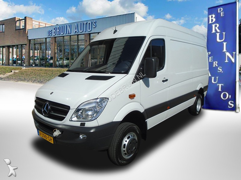 fourgon utilitaire mercedes sprinter 516 cdi 4x4 l2 h2 4wd awd allrad 4 matic 4x4 occasion n. Black Bedroom Furniture Sets. Home Design Ideas