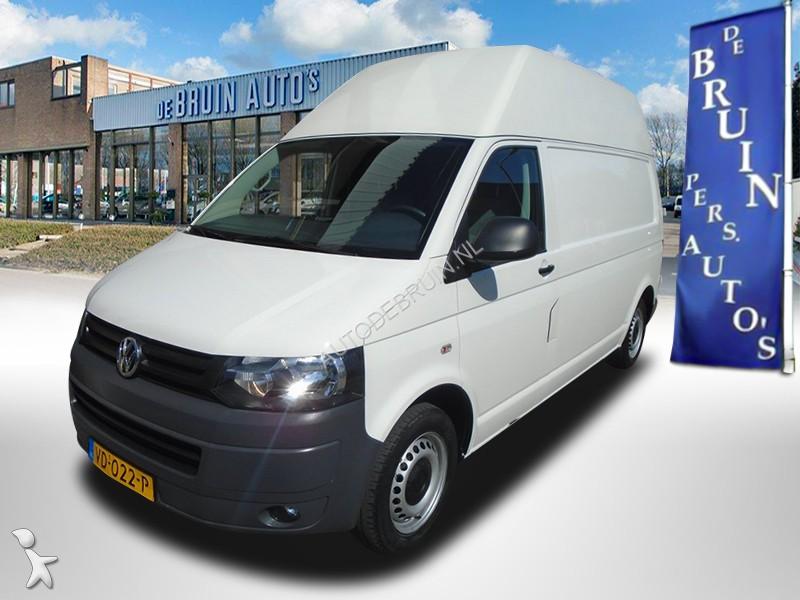 fourgon utilitaire volkswagen transporter 2 0 tdi 4 motion 4x4 4wd allrad l2h2 airco 2500kg. Black Bedroom Furniture Sets. Home Design Ideas