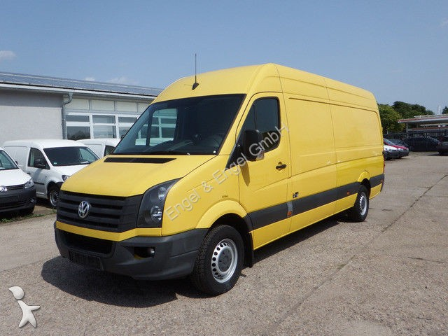 fourgon utilitaire volkswagen crafter 35 maxi langer. Black Bedroom Furniture Sets. Home Design Ideas