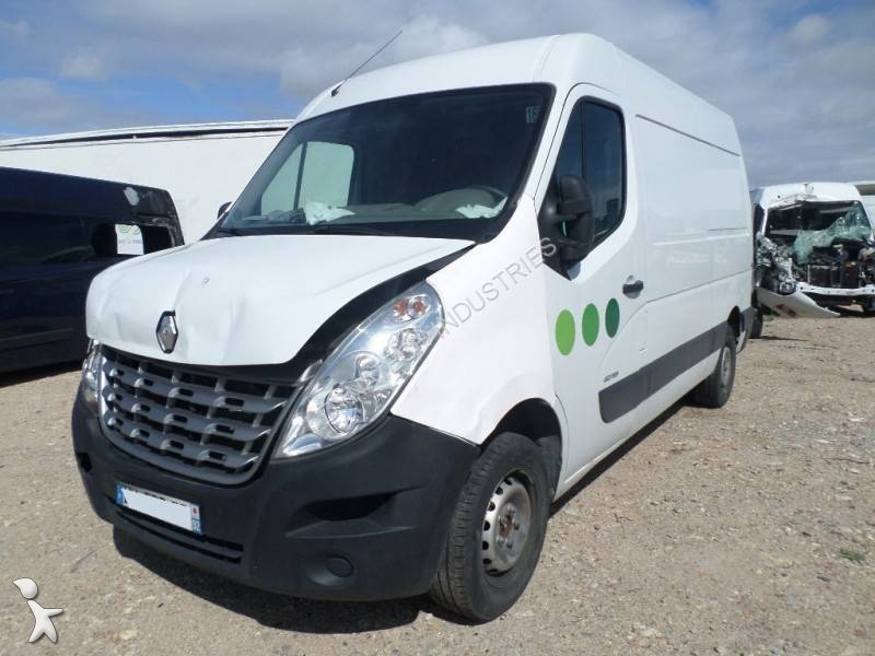 fourgon utilitaire renault master l2h2 2 3 dci 125 gazoil