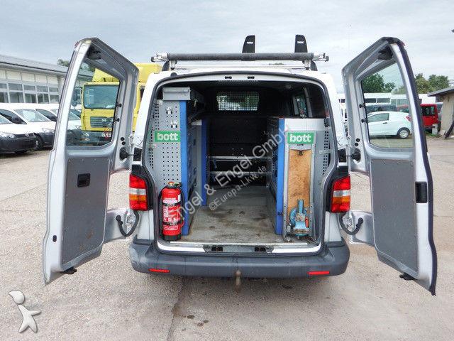 fourgon utilitaire volkswagen transporter t5 2 5l tdi 4motion klima ahk stan gazoil occasion. Black Bedroom Furniture Sets. Home Design Ideas