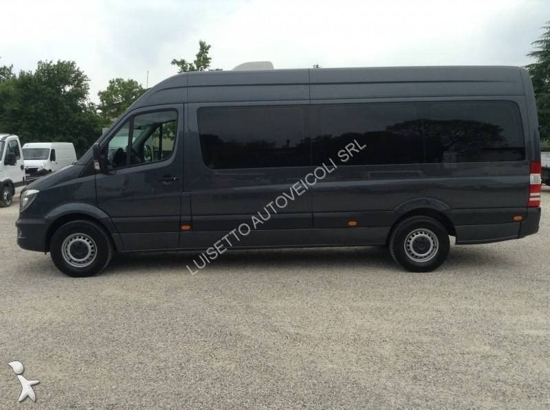 combi mercedes sprinter 313 cdi 43s occasion n 2240189. Black Bedroom Furniture Sets. Home Design Ideas