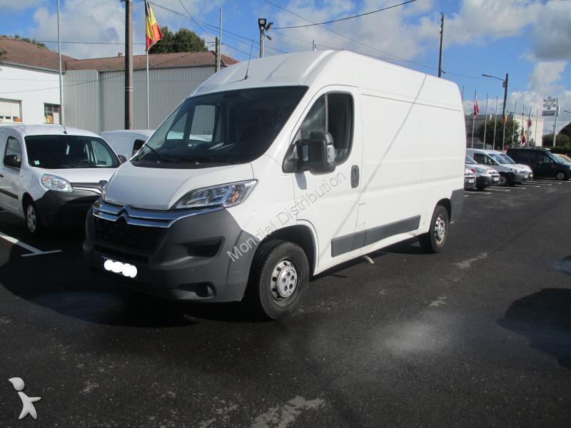Fourgon utilitaire Citroën occasion