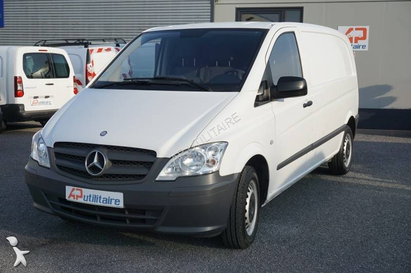 fourgon utilitaire mercedes vito 113 cdi 4x2 occasion n. Black Bedroom Furniture Sets. Home Design Ideas