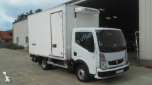 used negative trailer body refrigerated van