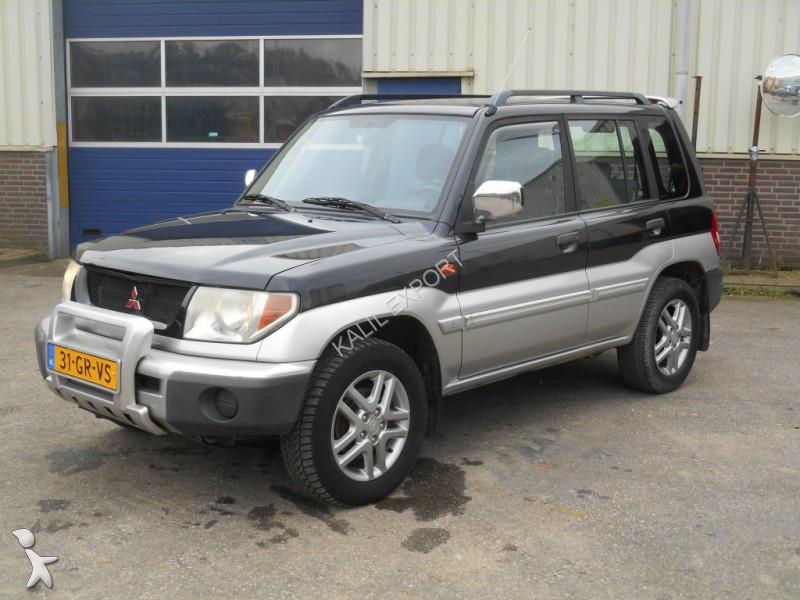 vehicule 4×4 mitsubishi