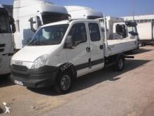 Iveco three-way side tipper van