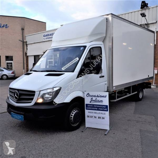 utilitaire caisse grand volume mercedes sprinter 513 cdi 4x2 gazoil occasion n 2264459. Black Bedroom Furniture Sets. Home Design Ideas