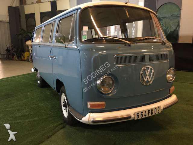 voiture volkswagen berline combi t2 occasion n 2265646. Black Bedroom Furniture Sets. Home Design Ideas
