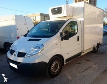 Renault negative trailer body refrigerated van