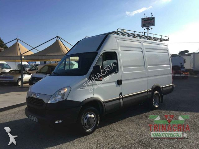 used iveco daily cargo van 35c15 euro 5 furgone mh2 n 2283418. Black Bedroom Furniture Sets. Home Design Ideas