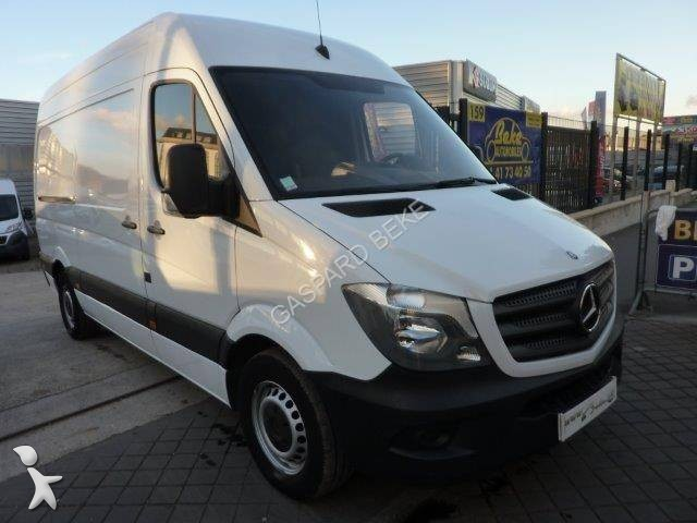 fourgon utilitaire mercedes sprinter 313 cdi 37s gazoil occasion n 2321601. Black Bedroom Furniture Sets. Home Design Ideas
