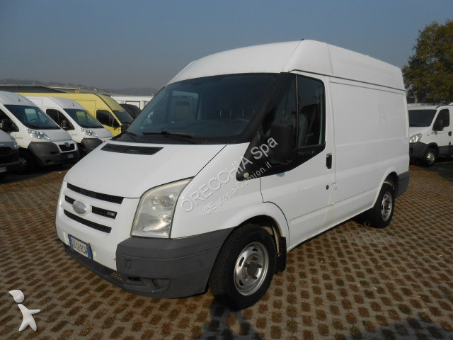 fourgon utilitaire ford transit 4x2 gazoil occasion n. Black Bedroom Furniture Sets. Home Design Ideas