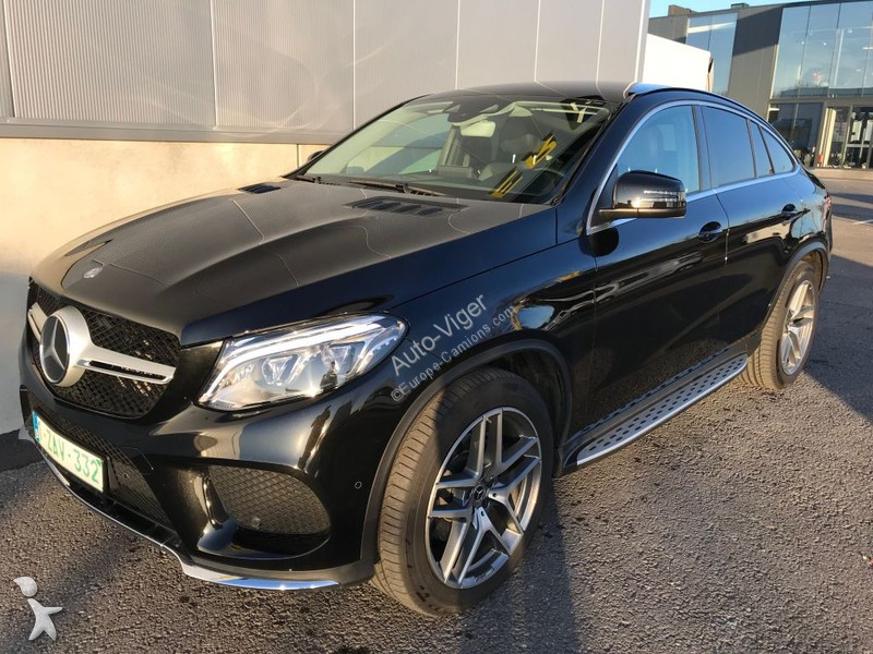 voiture mercedes coup gle klasse gle 350d coupe gazoil occasion n 2329868. Black Bedroom Furniture Sets. Home Design Ideas