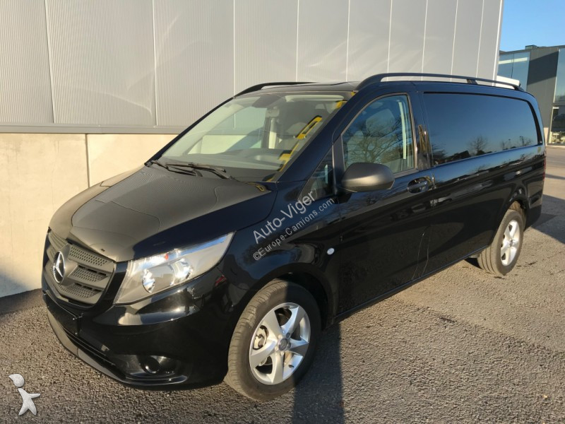 fourgon utilitaire mercedes vito vito 111 cdi gazoil. Black Bedroom Furniture Sets. Home Design Ideas