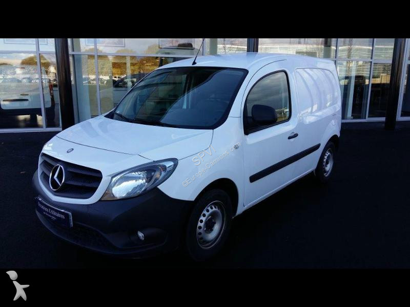 fourgon utilitaire mercedes citan 109 cdi long gazoil occasion n 2355689. Black Bedroom Furniture Sets. Home Design Ideas