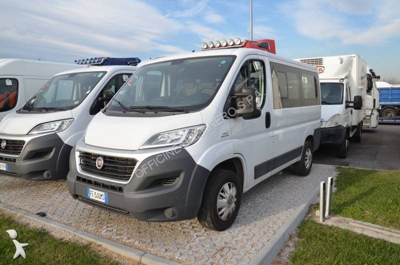 fourgon utilitaire fiat ducato 2 3 mjt occasion n 2356448. Black Bedroom Furniture Sets. Home Design Ideas