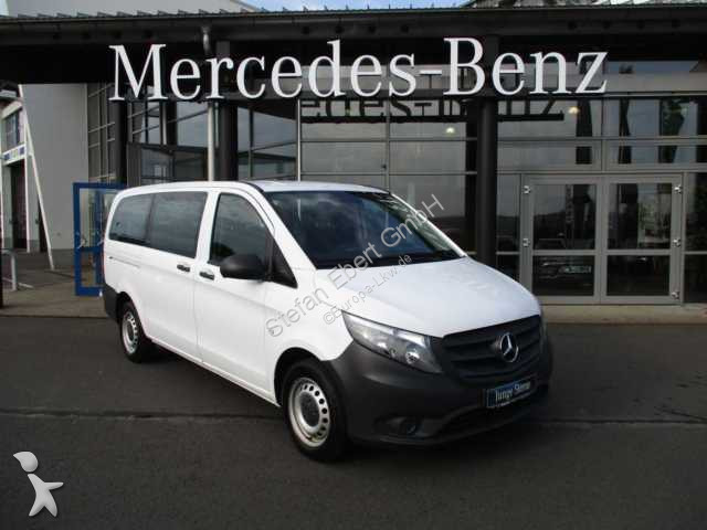 combi mercedes vito 116 cdi tourer pro l klima 8 sitze. Black Bedroom Furniture Sets. Home Design Ideas