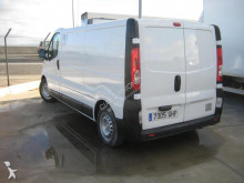 Nissan refrigerated van