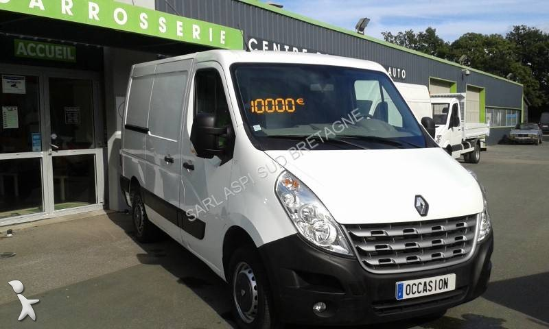 fourgon utilitaire renault master l1h1 dci 125 occasion n 2381989. Black Bedroom Furniture Sets. Home Design Ideas