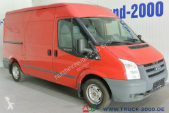 Ford Transit 115 T 300 Hoch + Lang Scheckheft AHK