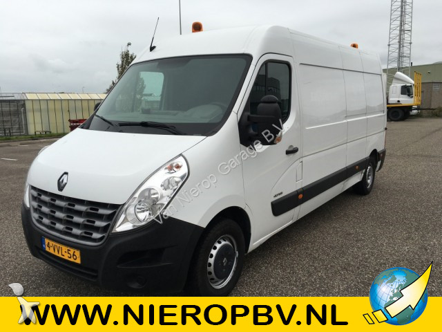 utilitaire caisse grand volume renault master l3h2 airco navi gereedschapauto occasion n 2404329. Black Bedroom Furniture Sets. Home Design Ideas