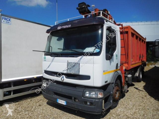 Voir les photos Véhicule utilitaire Renault MIDLUM 270
