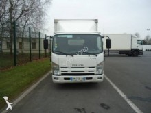 Isuzu curtainside van