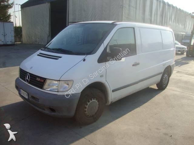9cf37ea0d4 Used Mercedes Vito cargo van 110 CDI - n°2435476