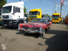 carro cabriolé Cadillac