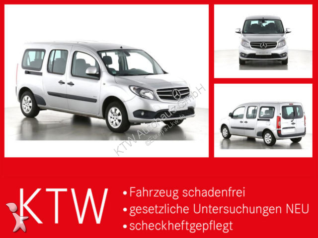 used mercedes combi citan 111 extralang 7 sitzer kamera. Black Bedroom Furniture Sets. Home Design Ideas