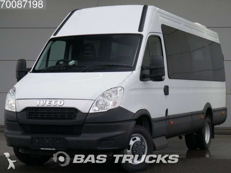 autres utilitaires iveco daily 50c15 rhd doka klima passenger transport 20 seats 4x4 gazoil neuf. Black Bedroom Furniture Sets. Home Design Ideas