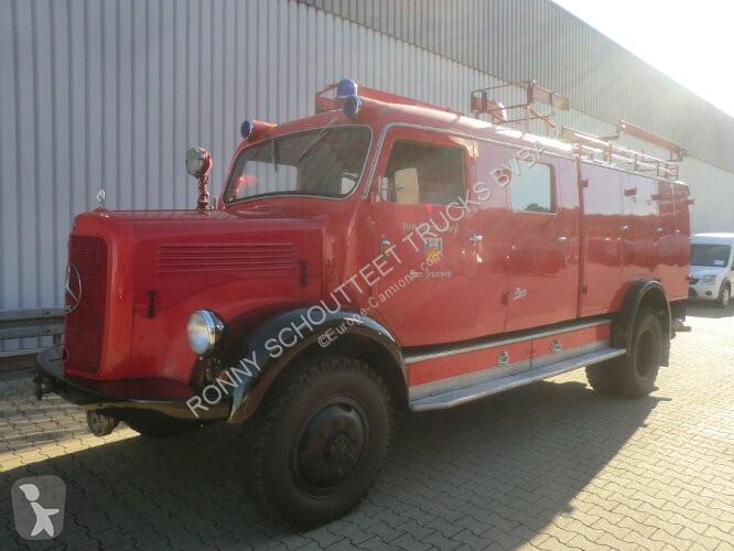 Zobaczyć zdjęcia Pojazd dostawczy Mercedes - LAF 311 4x4 LAF 311 4x4  LF16